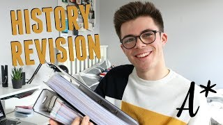 How to Revise History A Level + GCSE (Tips, Essay Writing, and Sources!) | Jack Edwards