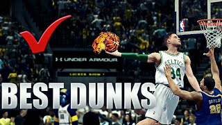 TOP 10 BEST DUNKS IN NBA 2K HISTORY! #1