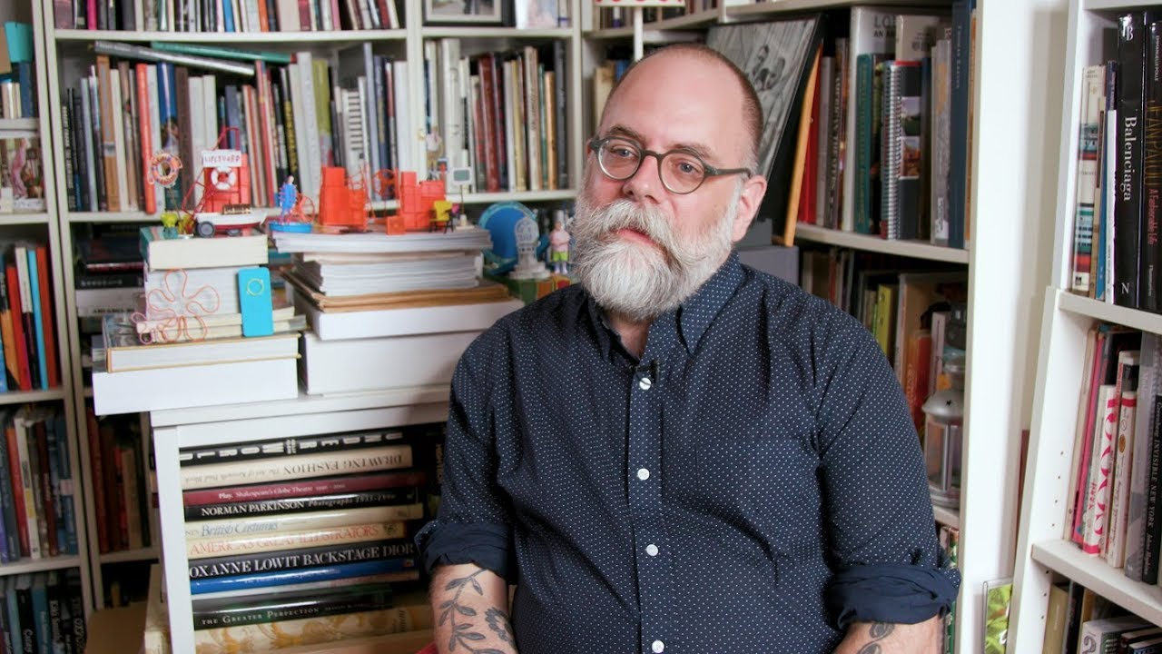 Tony-Nominated Designer David Zinn on Creating the Wonderful, Watery World of SPONGEBOB SQUAREPANTS