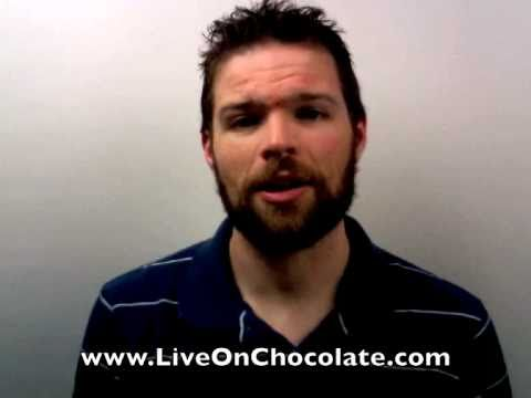 Live on Vegan Chocolate - Organic & Fair-Trade!
