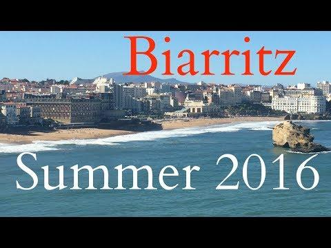 Biarritz // Summer 2016