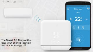 tado° Smart AC Control   smart air conditioner control