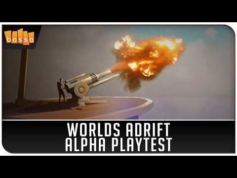 Worlds Adrift - Alpha Trailer