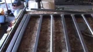 Welding A Wrought Iron Gate By Mr. Energy