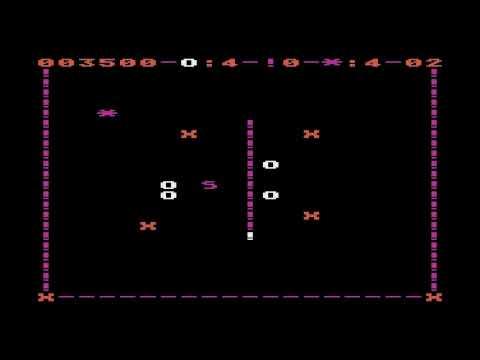Cross Chase for Atari computers