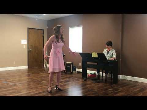 Emily Erickson Little Mermaid Audition 2018
