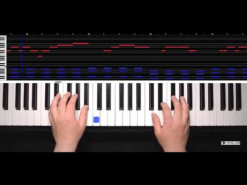 Ay Vamos - J. Balvin (Piano Roll Cover)