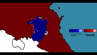 Alternative Chechen War - Chechen Republic of Ichkeria