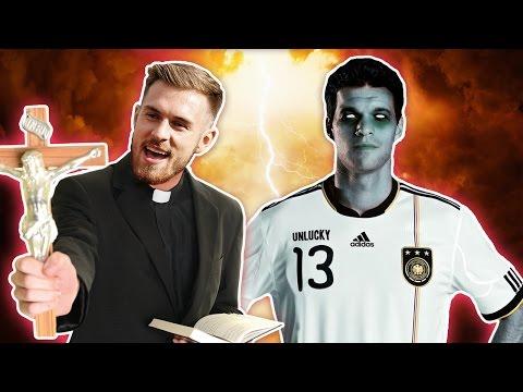 Cursed Footballers XI | Ramsey, Ballack & Eusebio!