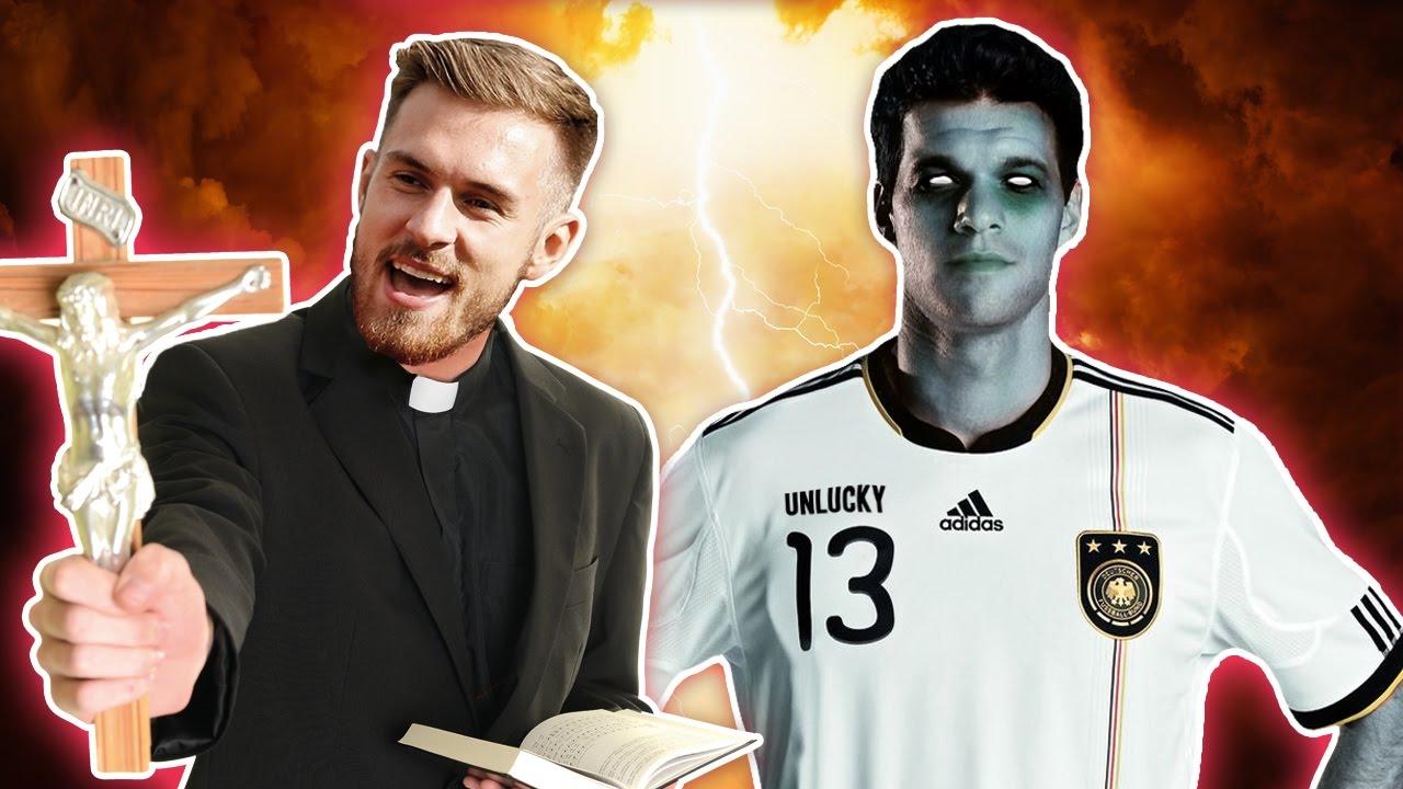 Cursed Footballers XI