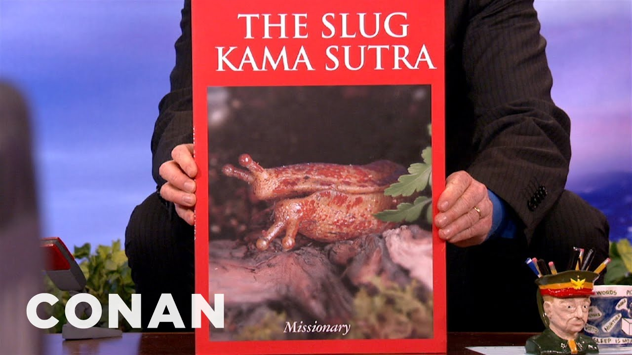 Coffee table books that didnt sell conan on tbs youtube geotapseo Choice Image