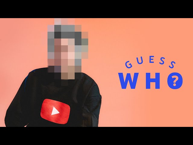 can you guess this creative creator? 👀 #shorts
