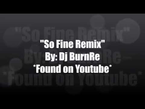 Zumba®/Dance Fitness- So Fine/Sean Paul Toning Remix