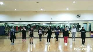 Know Me Too Well By New Hope Club'ft Danna Paola /zumba/ Choreo By Rina