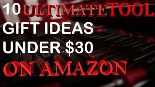 Amazon Gift Ideas: 10 Ultimate Gifts For DIY (Cheap!)