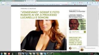 Selvaggia Lucarelli - Quando si leva dai cocomeri?