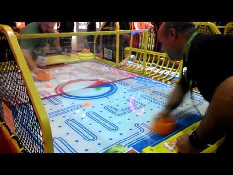 Pac-Man Smash By Namco America At IAAPA 2012