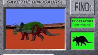 3D Dinosaur Adventure: Save the Dinosaurs