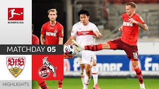 #vfbkoe | highlights from matchday 5!► sub now: https://redirect.bundesliga.com/_bwcs watch the bundesliga of vfb stuttgart vs. 1. fc köln ma...