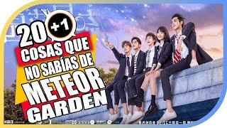 20+1 Cosas Que No Sabías De: Meteor Garden