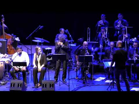BvR Flamenco Big Band feat. Antonio Serrano & David de Jacoba (teaser)