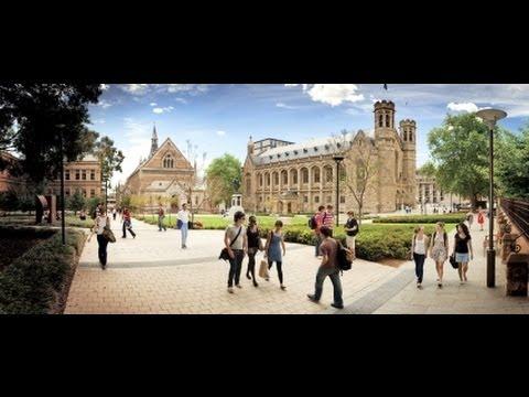 University of Adelaide | Bachelor of Medicine and Bachelor of Surgery