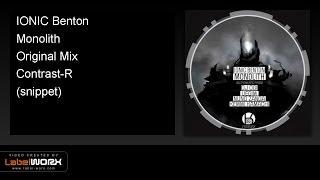 IONIC Benton - Monolith (Original Mix)