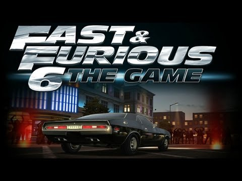 Fast & Furious 6: The Game - Universal - HD Gameplay Trailer