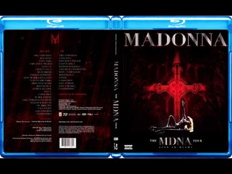 MDNA Tour Live Official Audio (Preview)