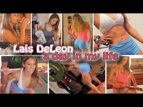 Lais DeLeon - A Day in my Life