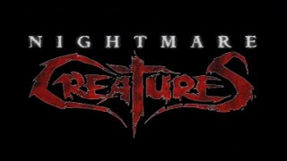 "Download Mp3  Ps1  Introduction Du Jeu ""nightmare Creatures"" De L'editeur Activ"