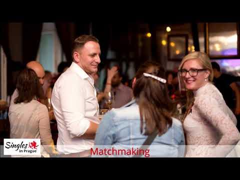 speed dating prague english
