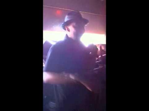Louis Hale live with GiangStar WMC 2011 Miami Beach