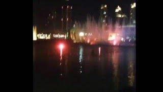 Andrea Bocelli / Burj Khalifa Dubai Mall Dancing Fountain