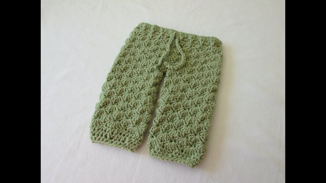 How to crochet shell stitch leggings trousers pants any size how to crochet shell stitch leggings trousers pants any size youtube bankloansurffo Image collections