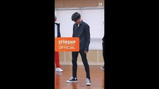 [KIHYUN][Dance Practice] 몬스타엑스 (MONSTA X) - 'SHOOT OUT' Vertical Video