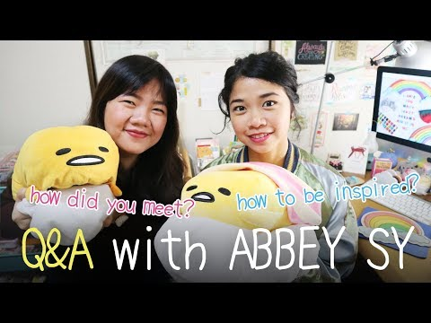 Chit Chat + Q&A with Abbey Sy | Rainbowholic