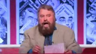 Brian Blessed on Have I Got News For You