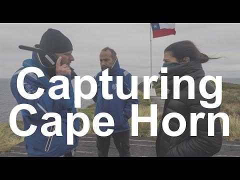 Kako so nastali posnetki plovbe mimo rta Cape Horn – video