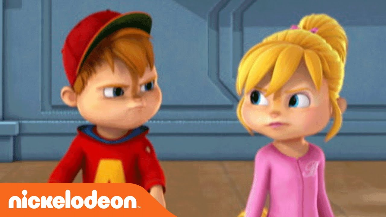 Alvinnn And The Chipmunks Brittany And Alvin alvinnn!!! and the chipmunks | 'let it ring' 👑 official karaoke video |  nick