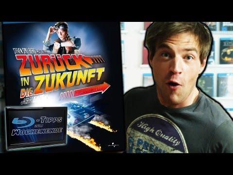 Zurück in die Zukunft - Blu-ray-Tipps zum Wochenende