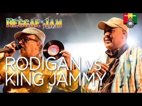 David Rodigan vs King Jammy at Reggae Jam 2017