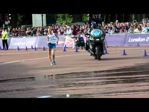 London Olympics 2012 - Women's 20k Walk