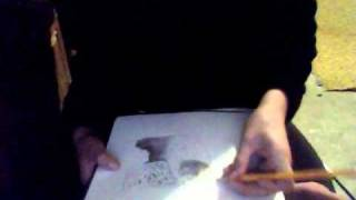 how to draw ladygaga