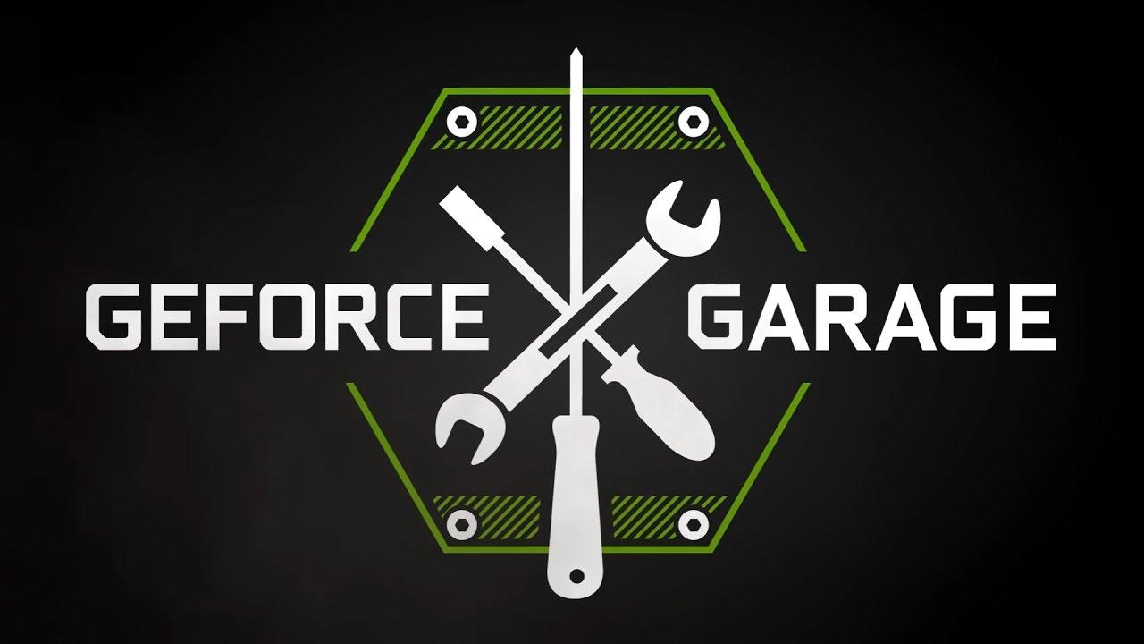 GeForce Garage собрали игровой компьютер за 30 000 рублей