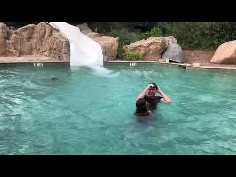 Watersliding in Tucson