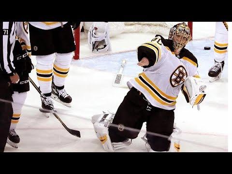 NHL: Goalies Complaining To Refs