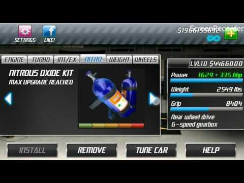 Drag Racing(v.1.5) Career level 10 9ff GT9-R