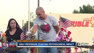 Professor studying psychological impact of 1 October