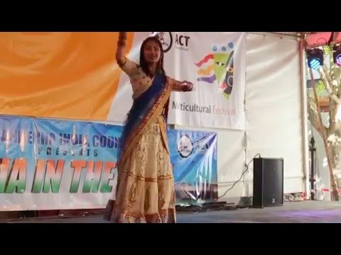 Chhalka Re - Dance - Multicultural Festival 2016